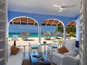 Jamaica Inn, located in Ocho Rios on one of the premier private beaches in Jamaica.