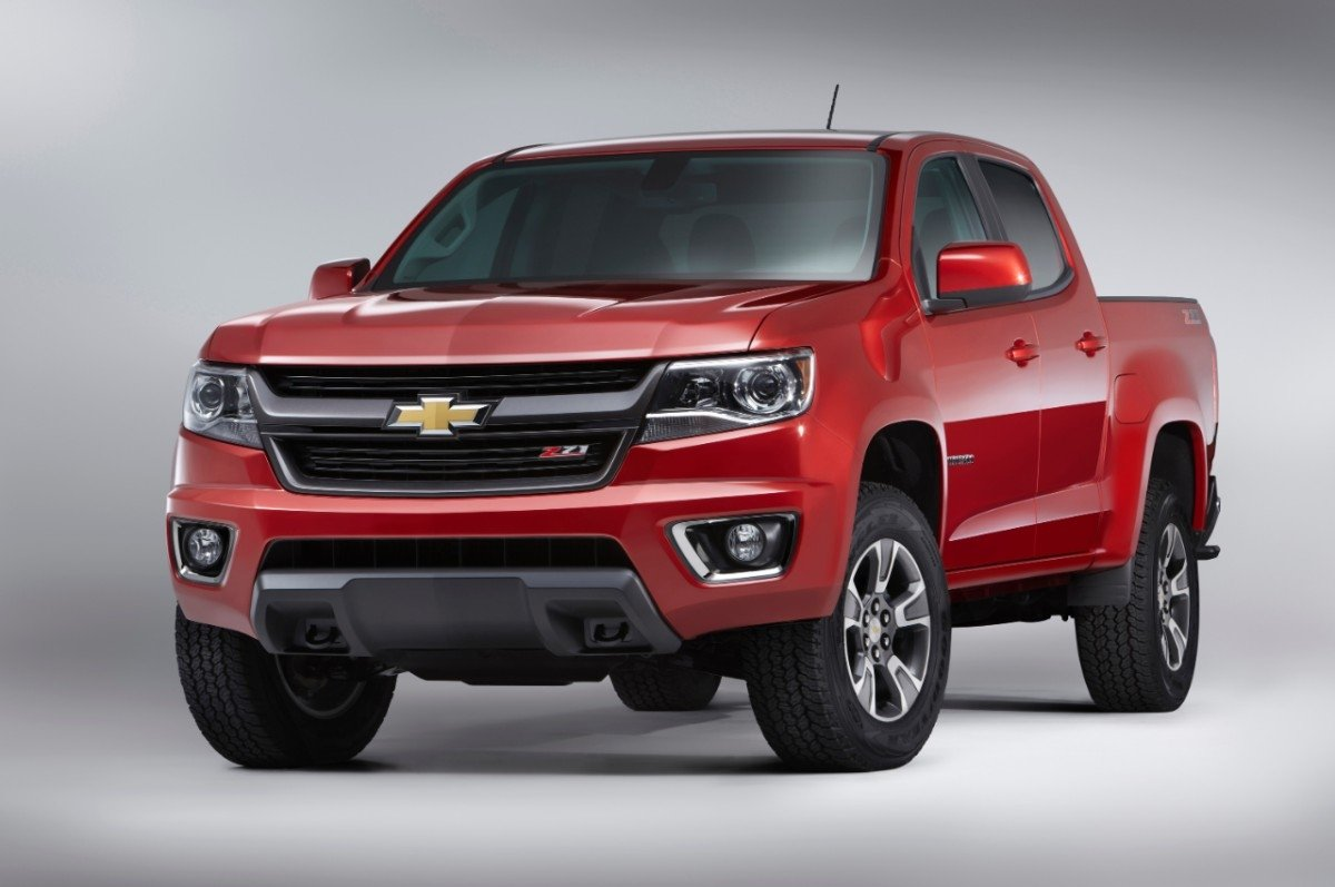 Colorado chevy colorado 2.5 lift : Newest Pickup Trucks: A Look at the 2015 Chevy Colorado ...