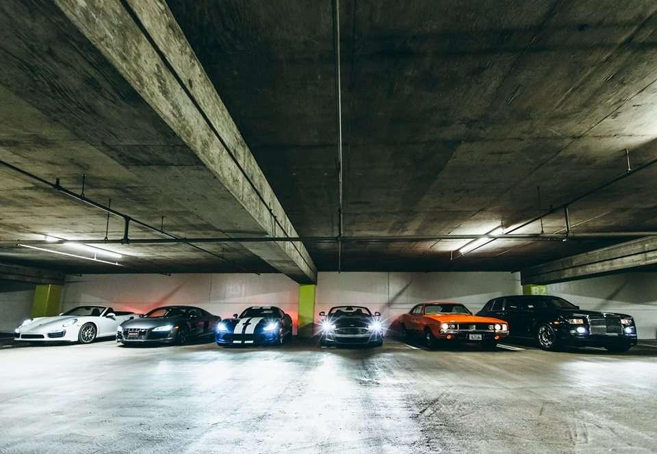 Fast-Toys-Club- Porsche-Audi-Viper-Aston-Dodge-Rolls-Royce-by Rod Foster