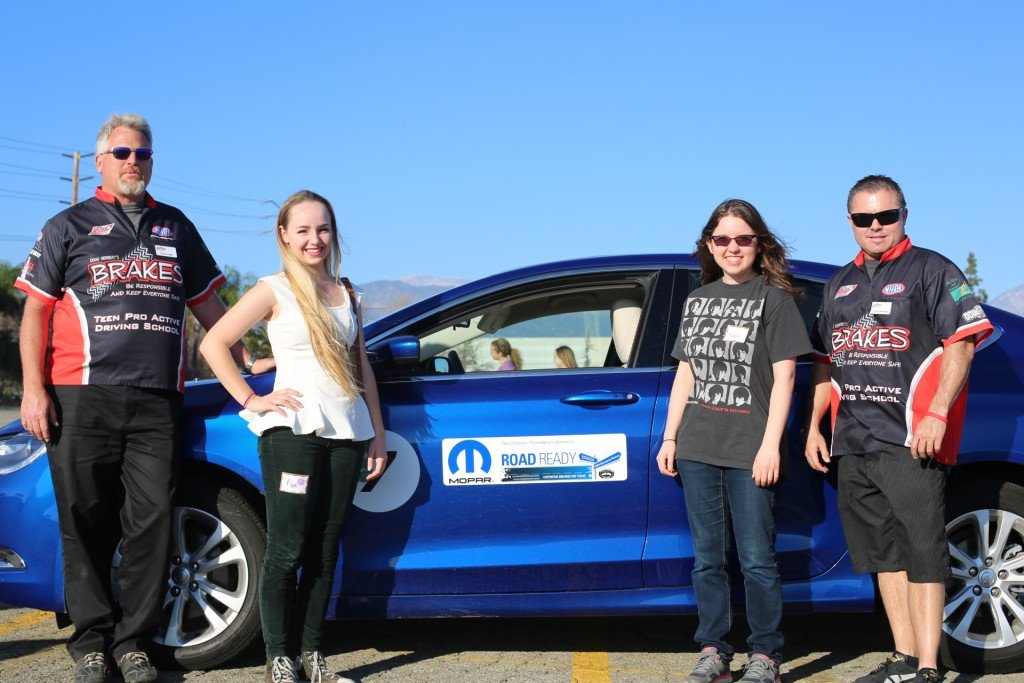 Mopar will give a helping hand to young drivers in Florida with