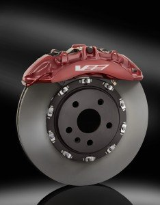 Brembo Cadillac ATS-V Caliper and  Rotor