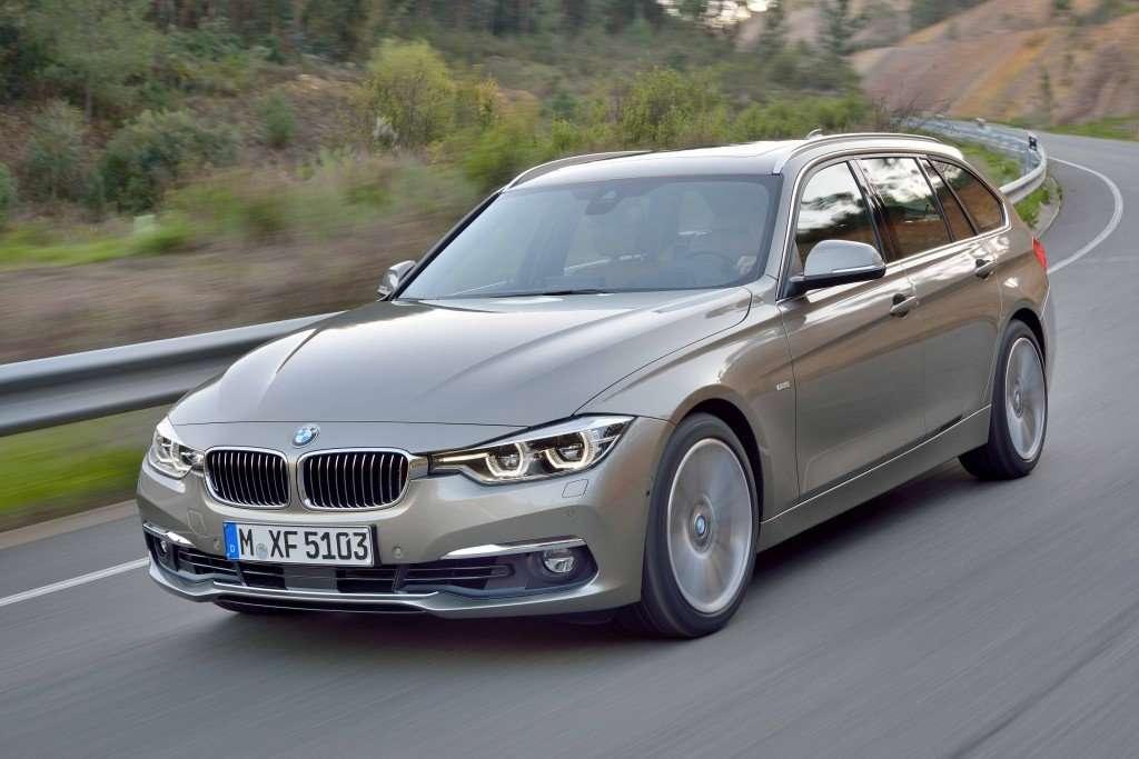 New 2016 BMW 3 Series Sedan and Sports Wagon...01