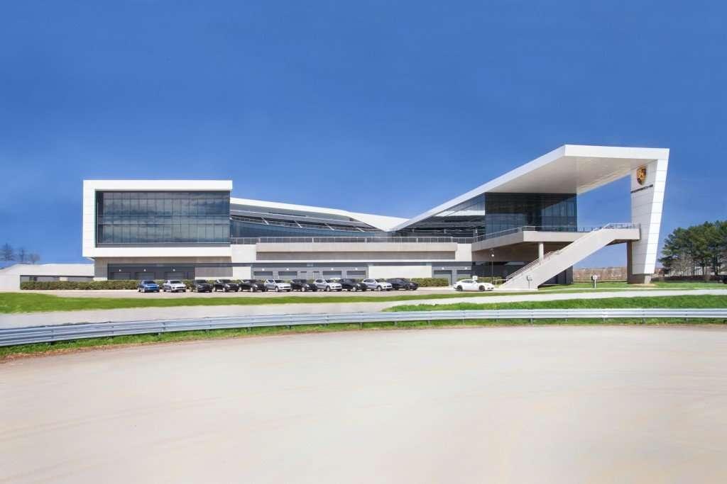 Porsche Headquarters in Atlanta, Georgia