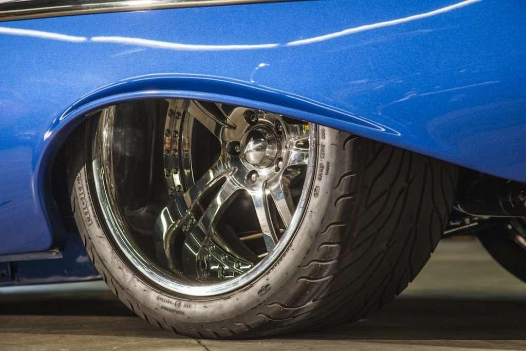 1957 Chevrolet Bel Air-wheel