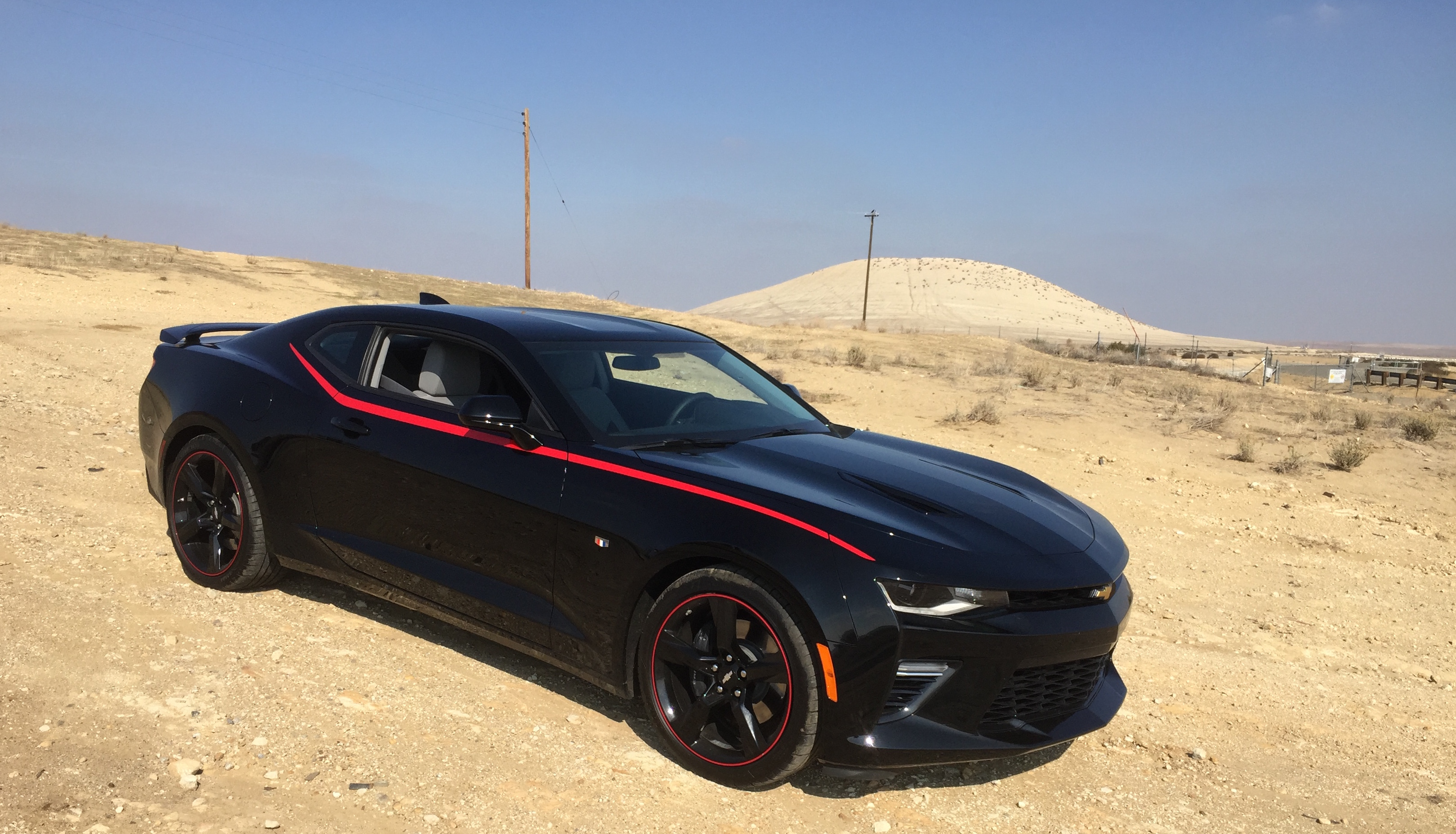 Finding New Roads In The 2016 Chevy Camaro San Jose To The City Of