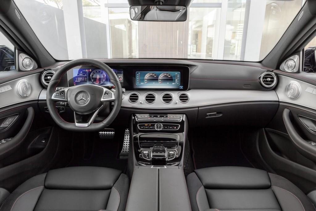 The 2017 Mercedes-AMG E43