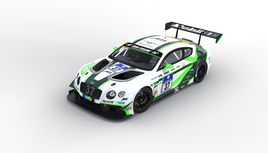 The no.37 Continental GT3
