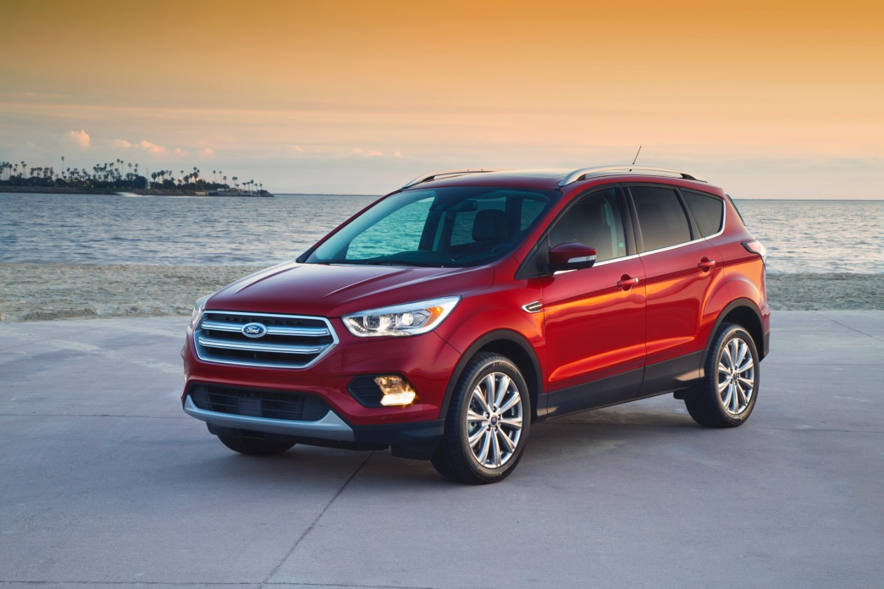 2017 Ford Escape Se 2 0l Ecoboost