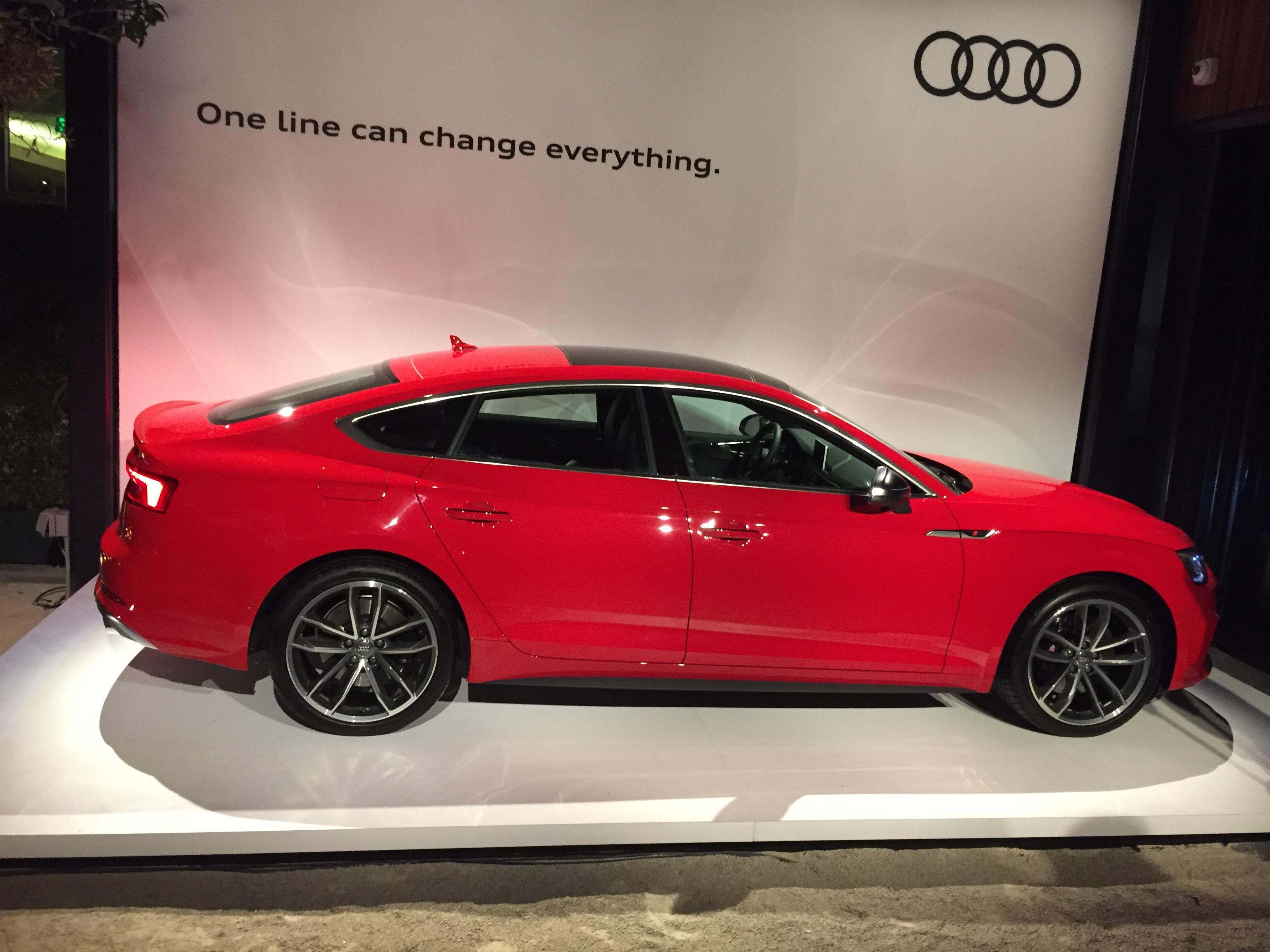 2018 Audi S5 Sportback | AUTOMOTIVE RHYTHMS