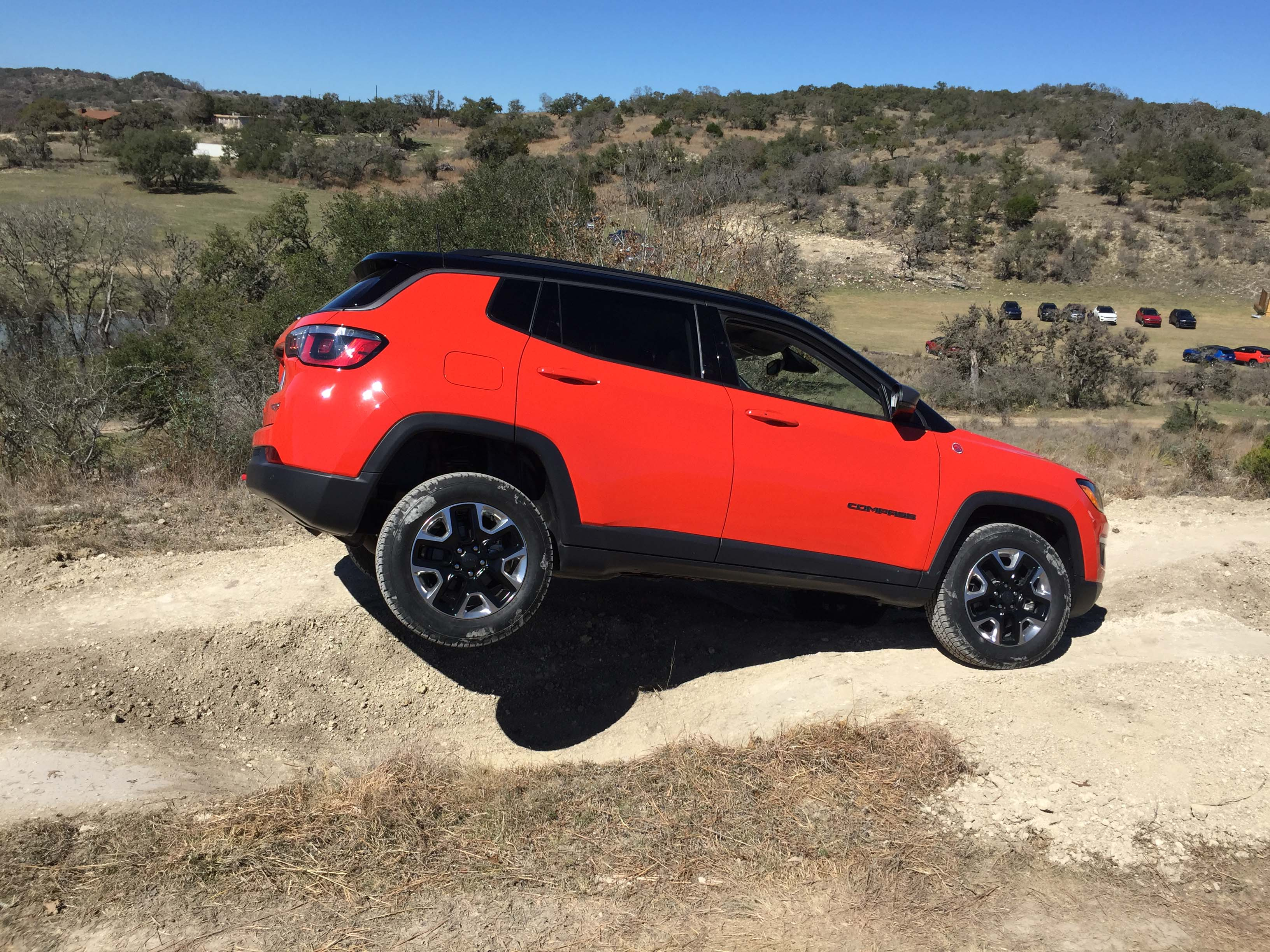 2017 Jeep Comp Small Impact