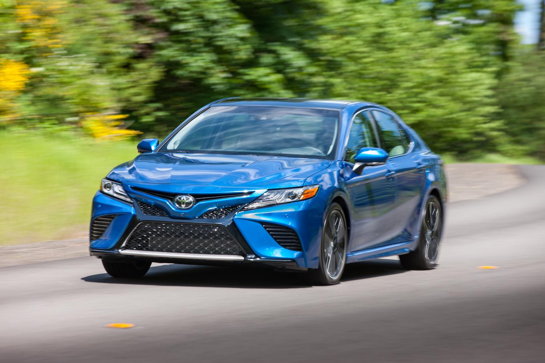 2018 Toyota Camry Xse Consistent Nobility Automotive Rhythms