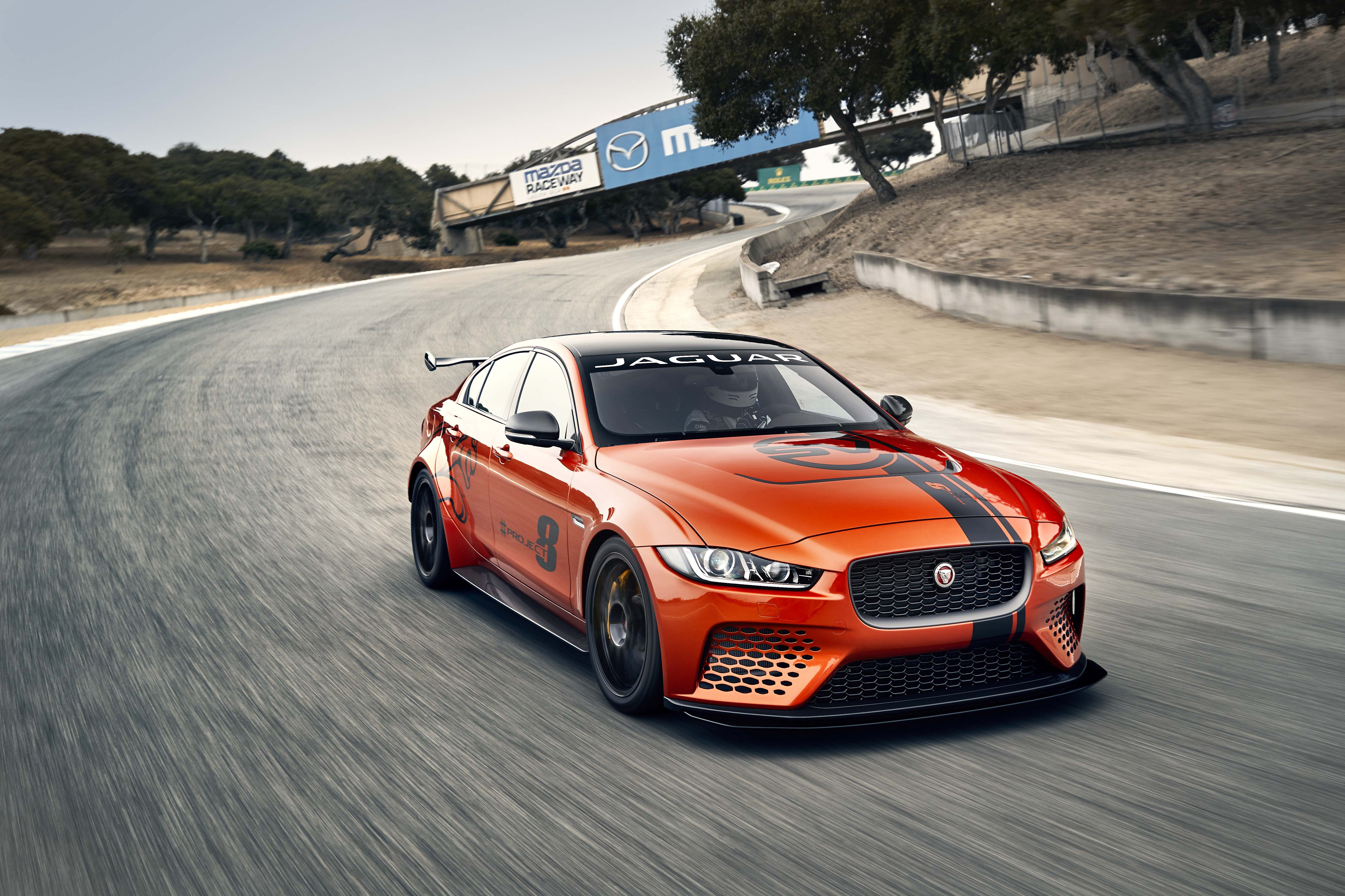 Jaguar XE SV Project 8 Track Video | AUTOMOTIVE RHYTHMS