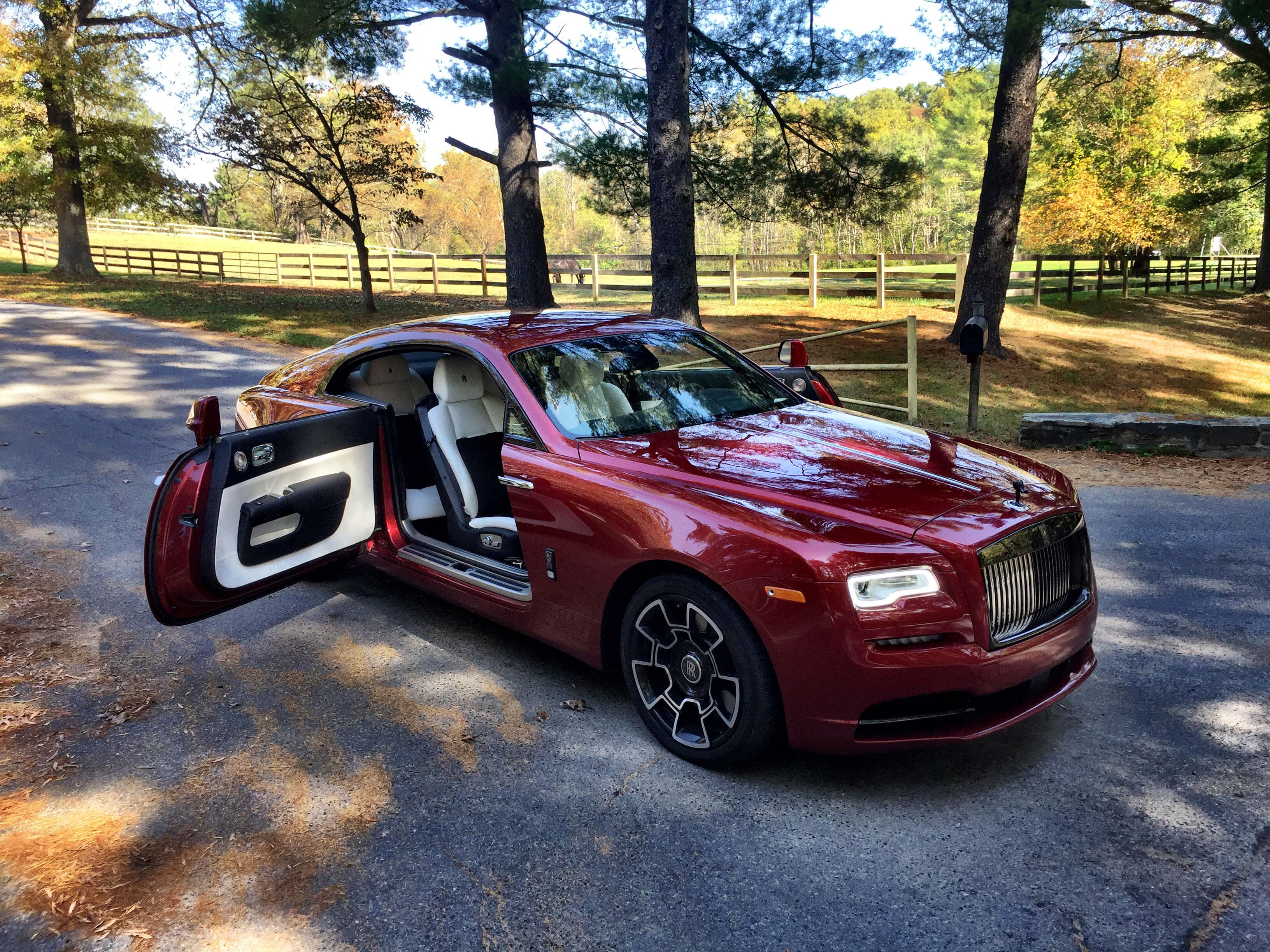 2017 rolls-royce wraith black badge: it's the business | automotive