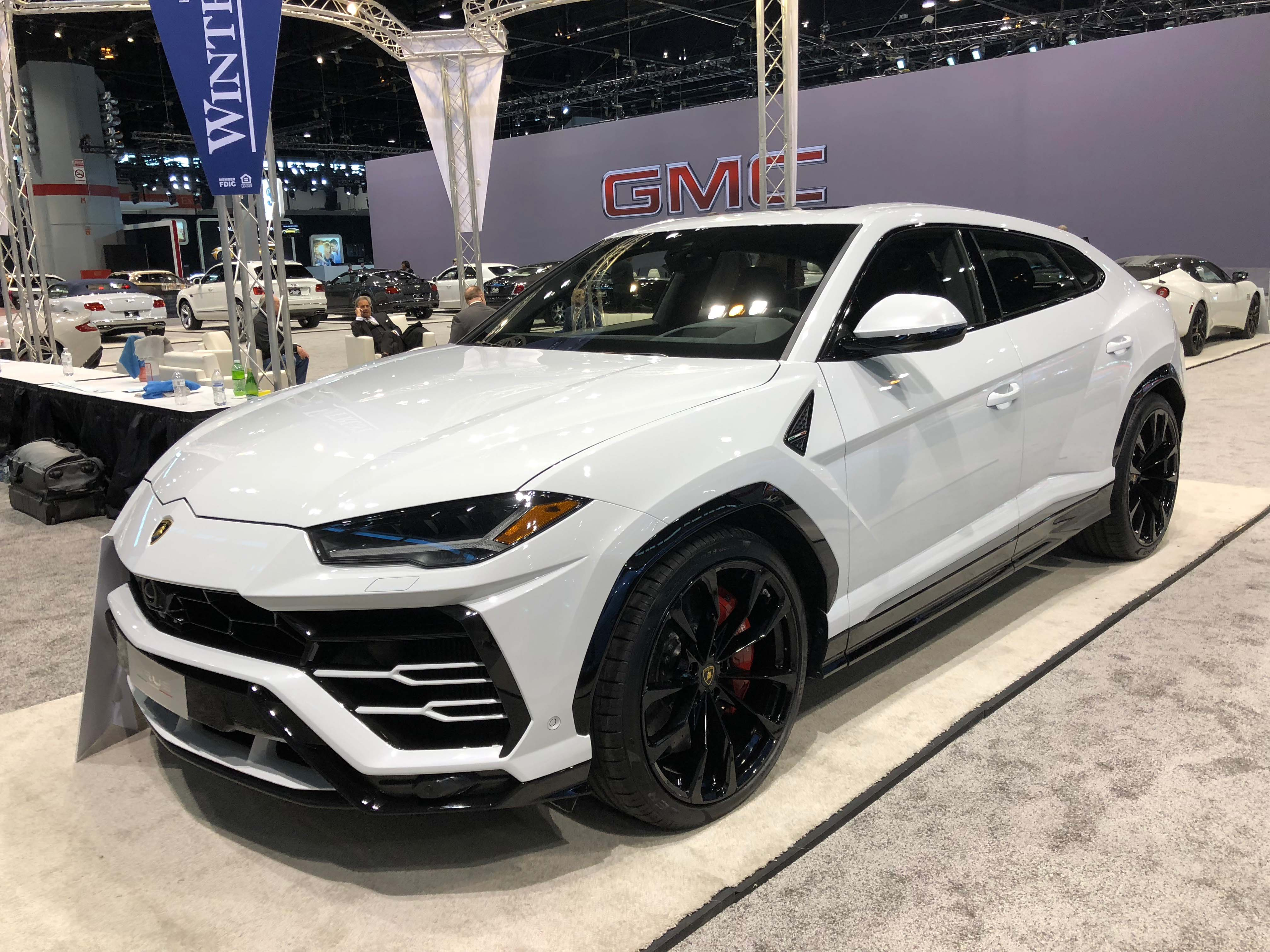 Team Automotive Rhythms And Fit Fathers Certainly Had A Great Time At The 2018 Chicago Auto Show We Hope You Do Same During Consumer Days