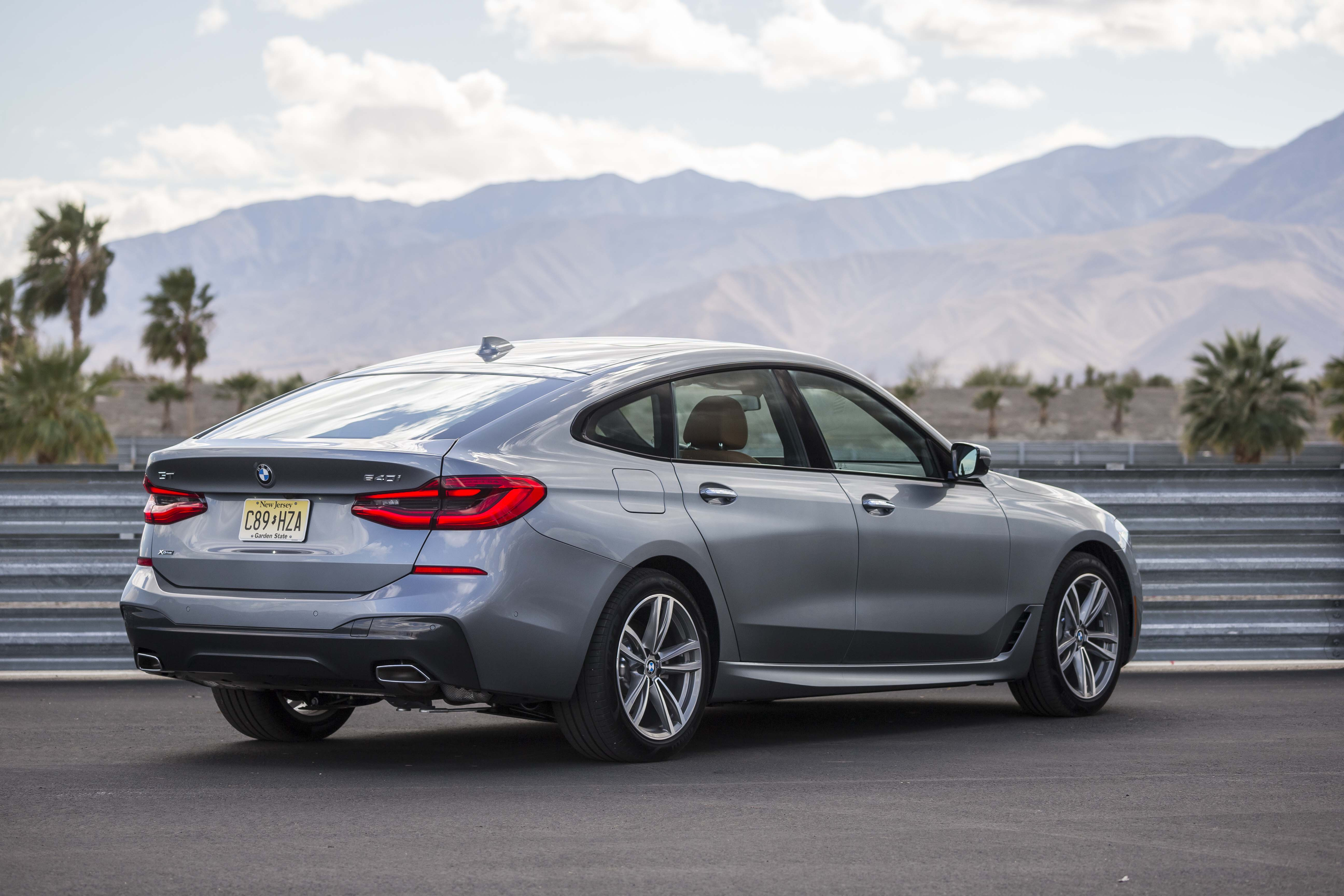 Bmw Palm Springs >> 2018 BMW 640i xDrive Gran Turismo: Dynamic Utility ...