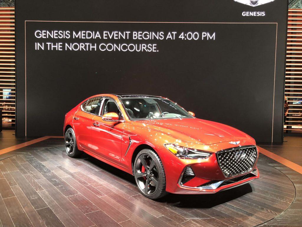 2019 Genesis G70 Sport | AUTOMOTIVE RHYTHMS