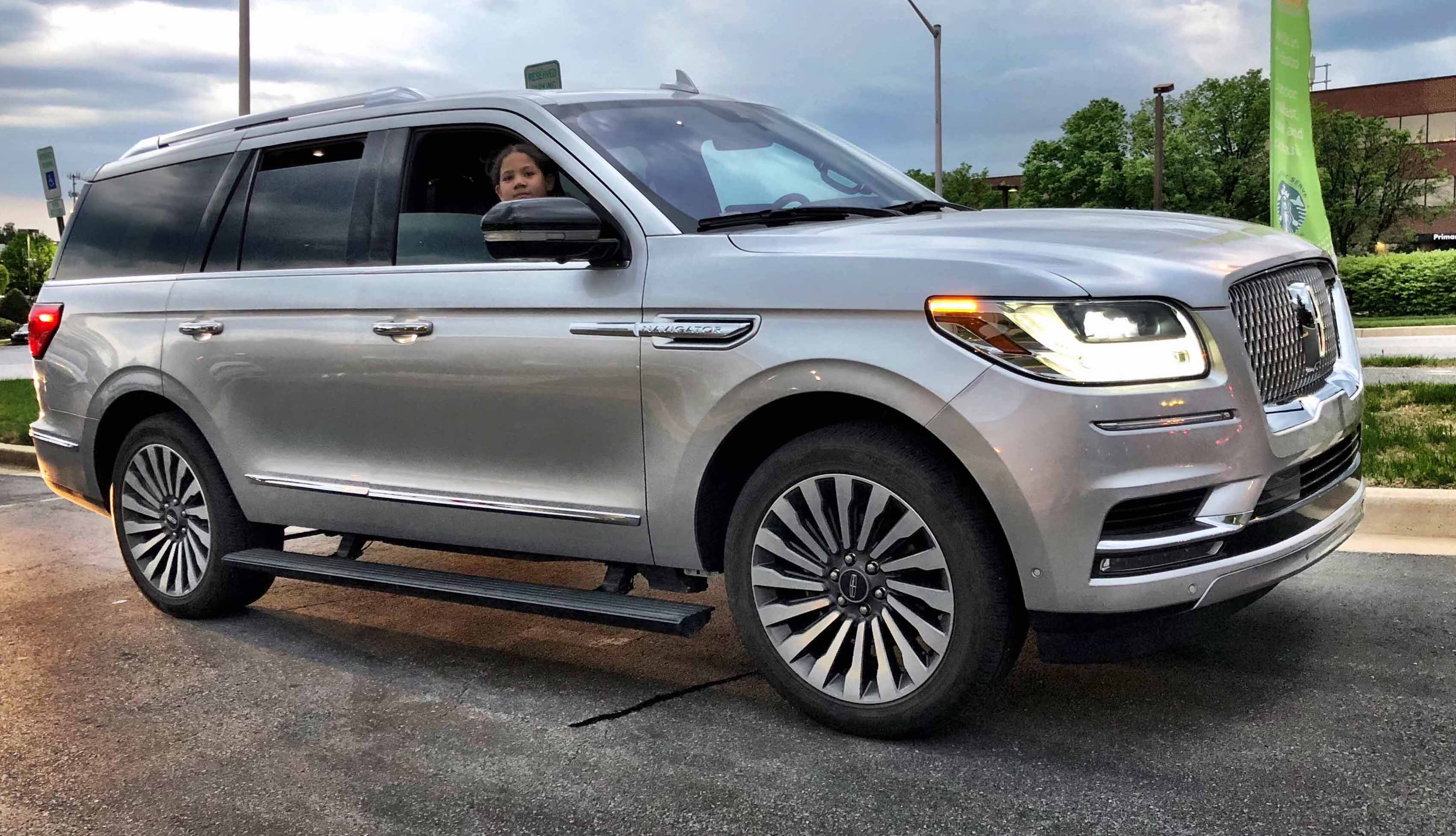 2018 Lincoln Navigator 4 Reserve Prom Night Special