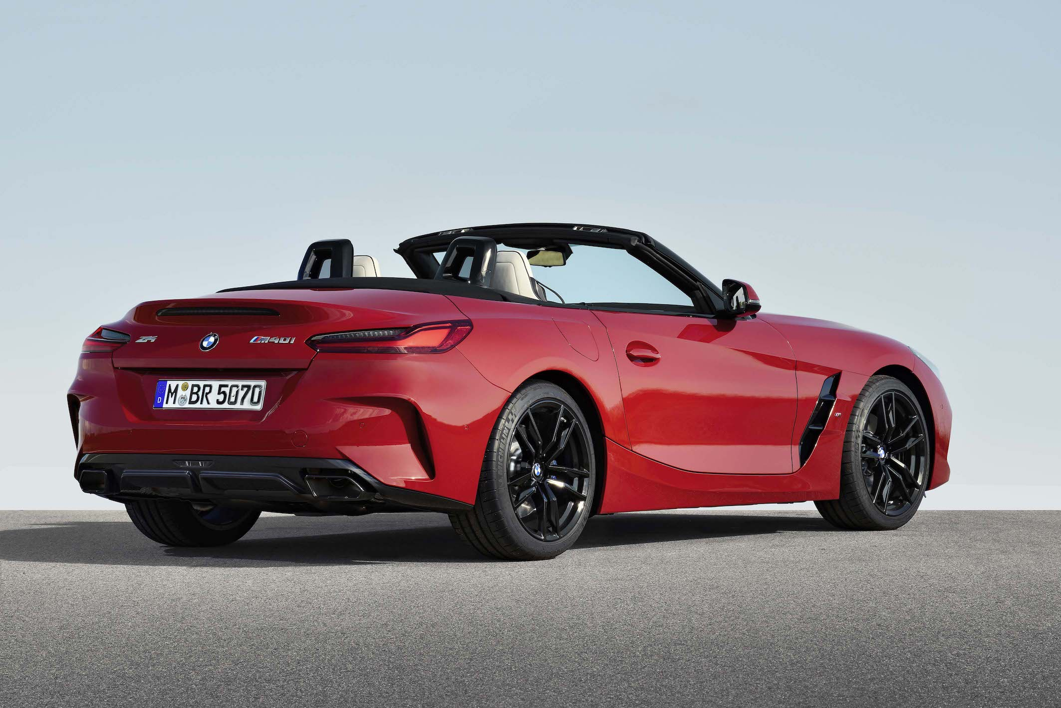 World Premiere Of The 2019 Bmw Z4 M40i First Edition In