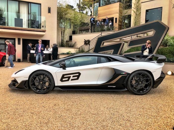 Lamborghini Aventador Svj 63 Special Edition Automotive Rhythms