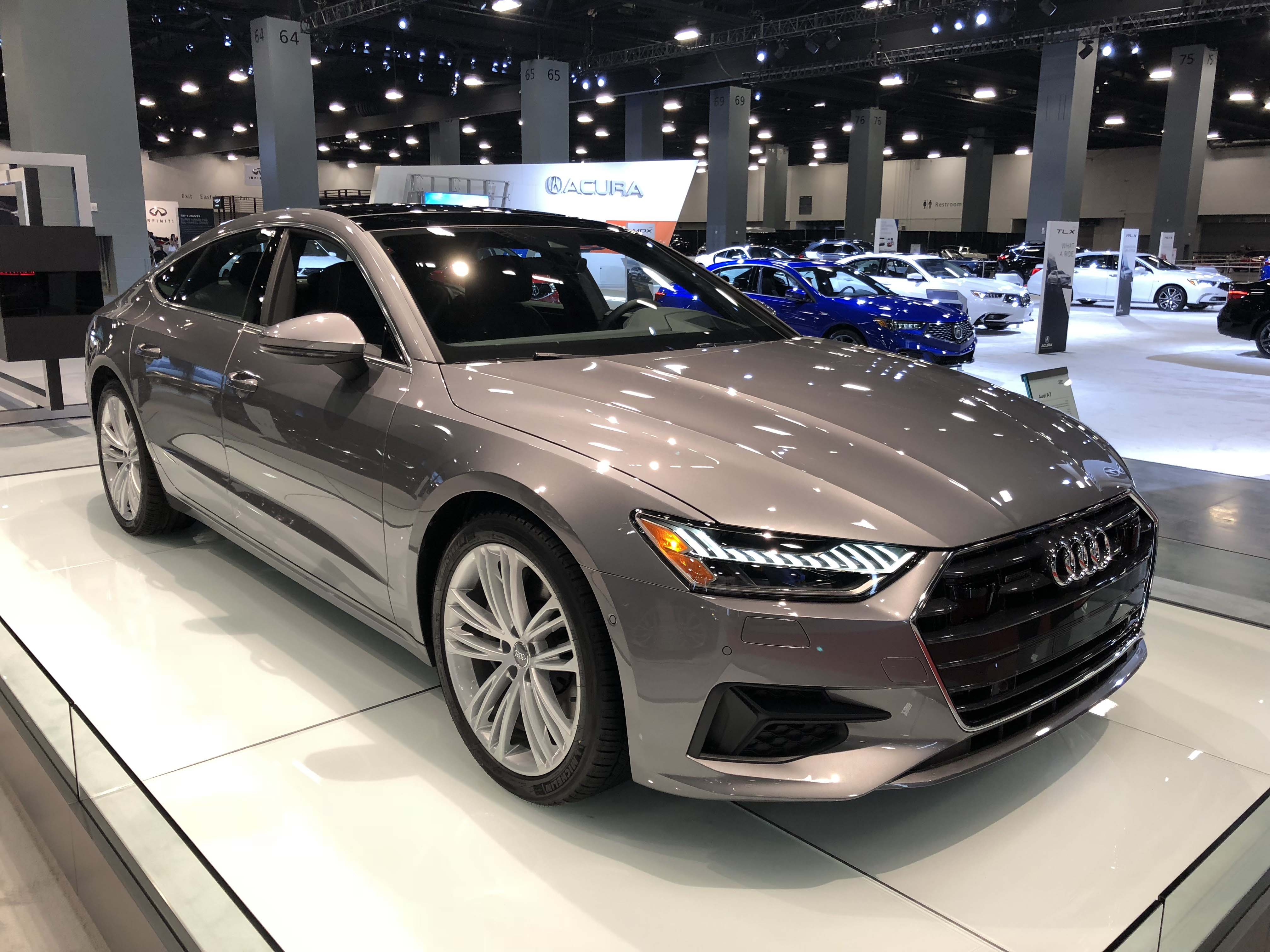 Miami Auto Show >> 2018 Miami International Auto Show Brilliantly Beaming Automotive